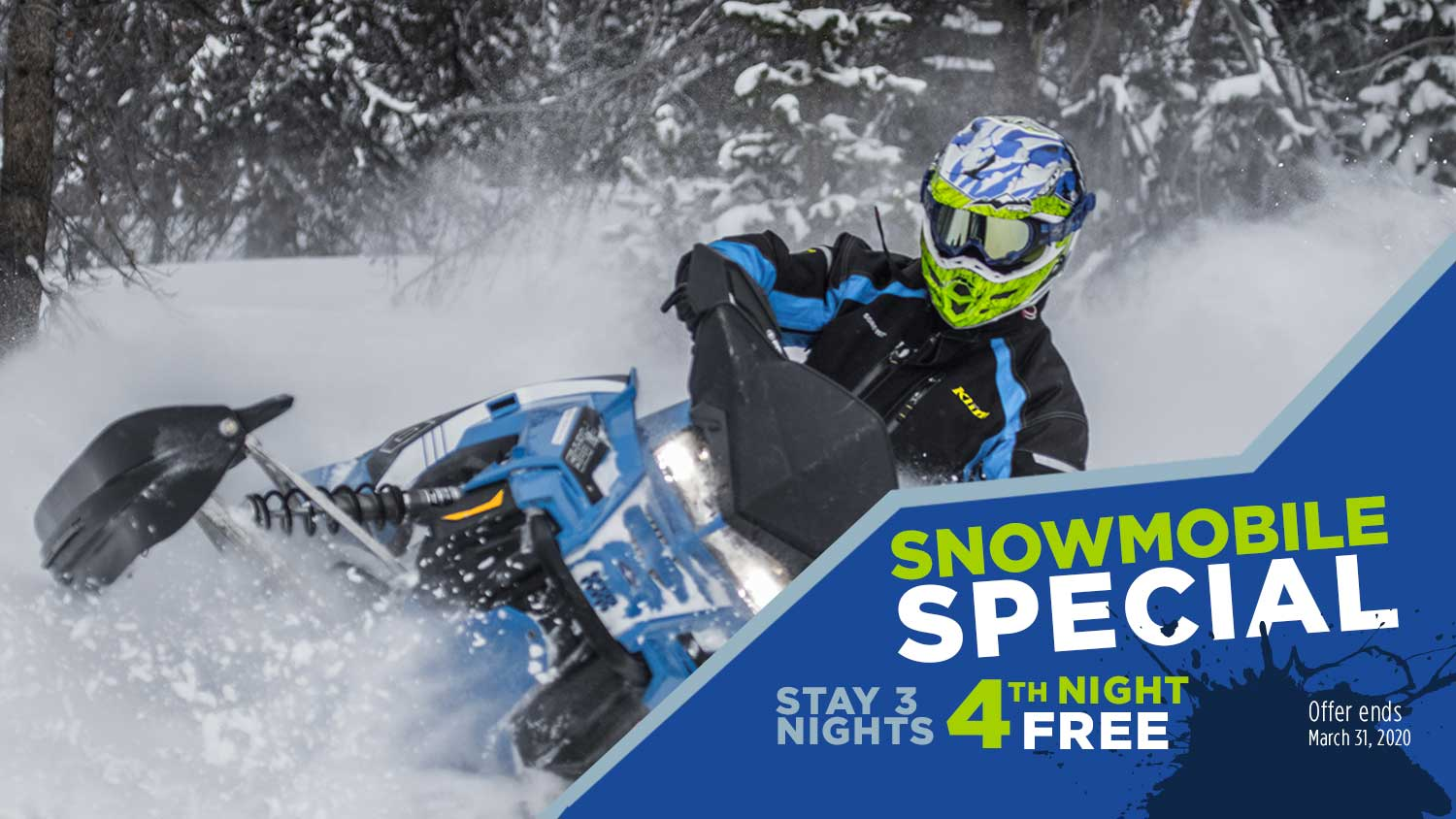 Snowmobile Special 2019-20